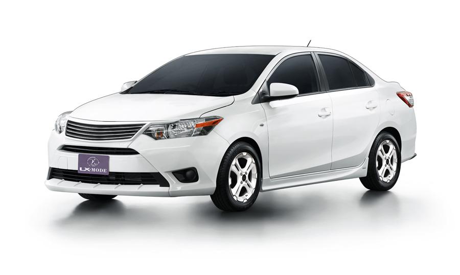 Toyota vios body kit thailand