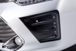 LX MODE CAMRY 2015 Bumper Garnish