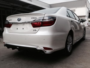 LX MODE CAMRY 2015 Rear