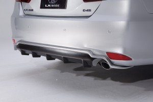 LX MODE CAMRY 2015 Rear Spoiler