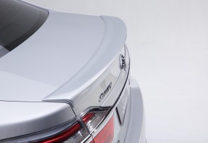 LX MODE CAMRY 2015 Trunk Spoiler2